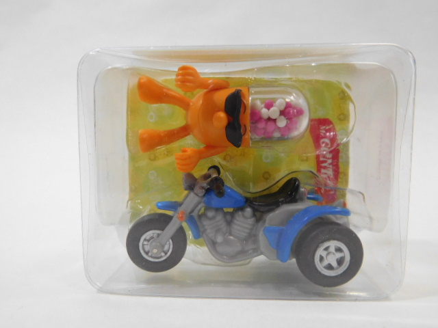 Mr.コンタックバイクジオラマ1