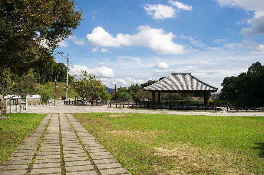 天拝山歴史公園