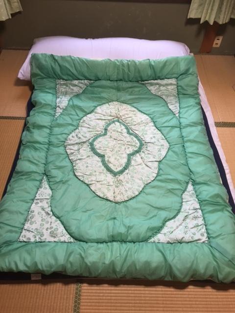 昭和の洋布団100