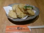 安納芋の天ぷら@讃岐うどん四八