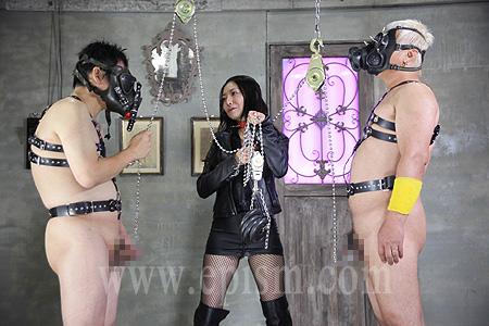 尿道奴隷VS肛門奴隷-02