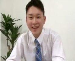 【ゲイ動画 xvideos】男のアナルは鮮度が命!社会人1年目イケメンリーマンのアナル接待プレイがスゴイ!