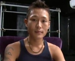 【ゲイ動画 xvideos】ギャップ萌え注意!見た目はヤンチャなのにメチャクチャ清純そうな少年のドキドキ☆初エッチ!