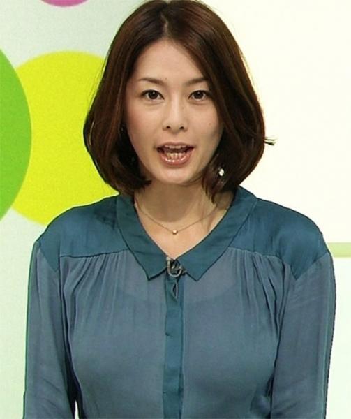 【エンタメ画像】《衝撃画像》NHK 杉浦友紀アナ(Gおっぱい)は不思議ちゃんだった!!!!!!!!!!!!