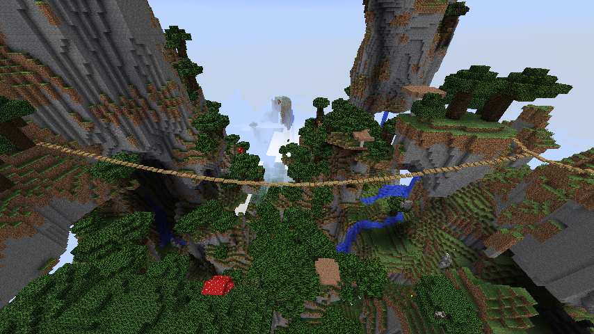 Rope Bridge Mod-8
