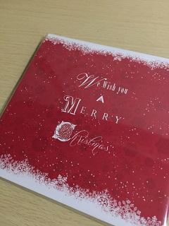 安室奈美恵 クリスマスカード 2015