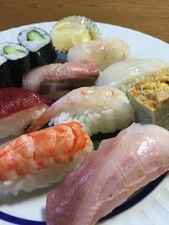 寿し割烹 食通 にぎり寿司
