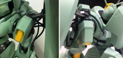 機動戦士ガンダム ASSAULT KINGDOM クィン・マンサの彩色試作写真13