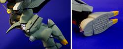 機動戦士ガンダム ASSAULT KINGDOM クィン・マンサの彩色試作写真12