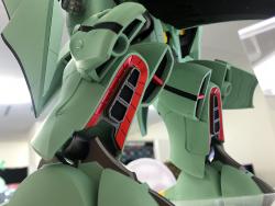 機動戦士ガンダム ASSAULT KINGDOM クィン・マンサの彩色試作写真11