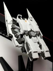 HG ガンダムバルバトス&長距離輸送ブースター クタン参型のテストショット1