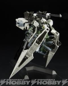 HG ガンダムバルバトス&長距離輸送ブースター クタン参型005