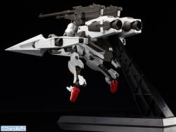 HG ガンダムバルバトス&長距離輸送ブースター クタン参型のテストショット04