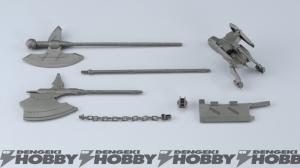 HG MSオプションセット3&ギャラルホルンモビルワーカーのテストショット2