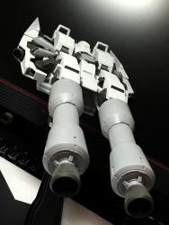 HG ガンダムバルバトス&長距離輸送ブースター クタン参型のテストショット6