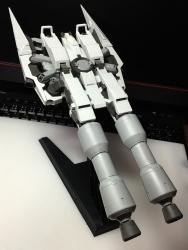 HG ガンダムバルバトス&長距離輸送ブースター クタン参型のテストショット5