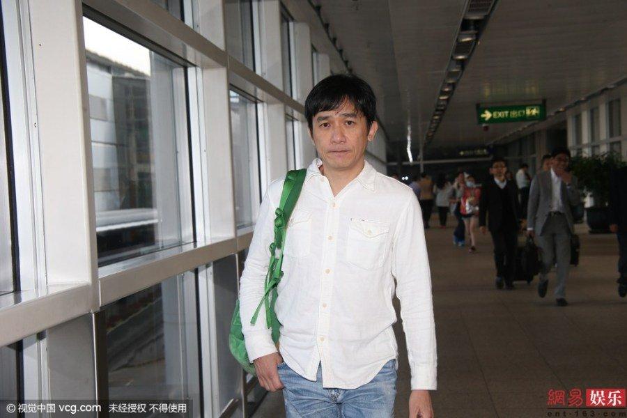 トニーさん@香港国際空港3