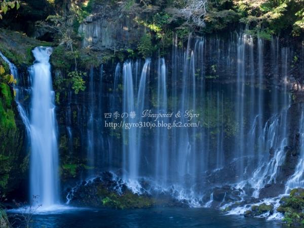 白糸の滝 J