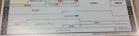 日本BS放送 アニメに力を入れています