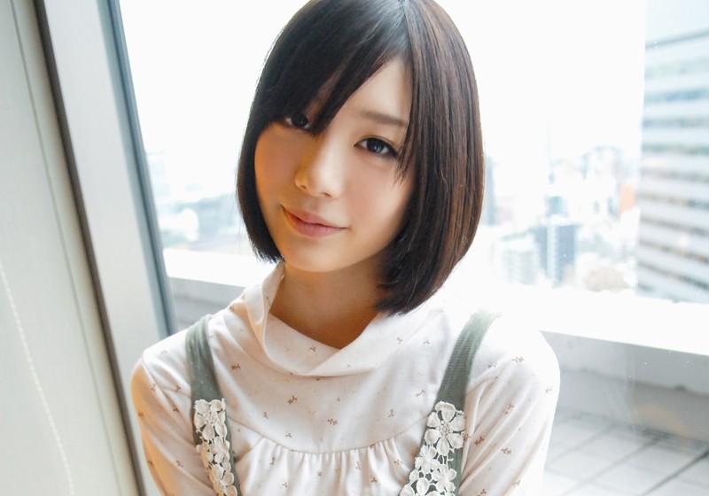【蔵出し】鈴村あいり、本格デビュー前のAV体験撮影