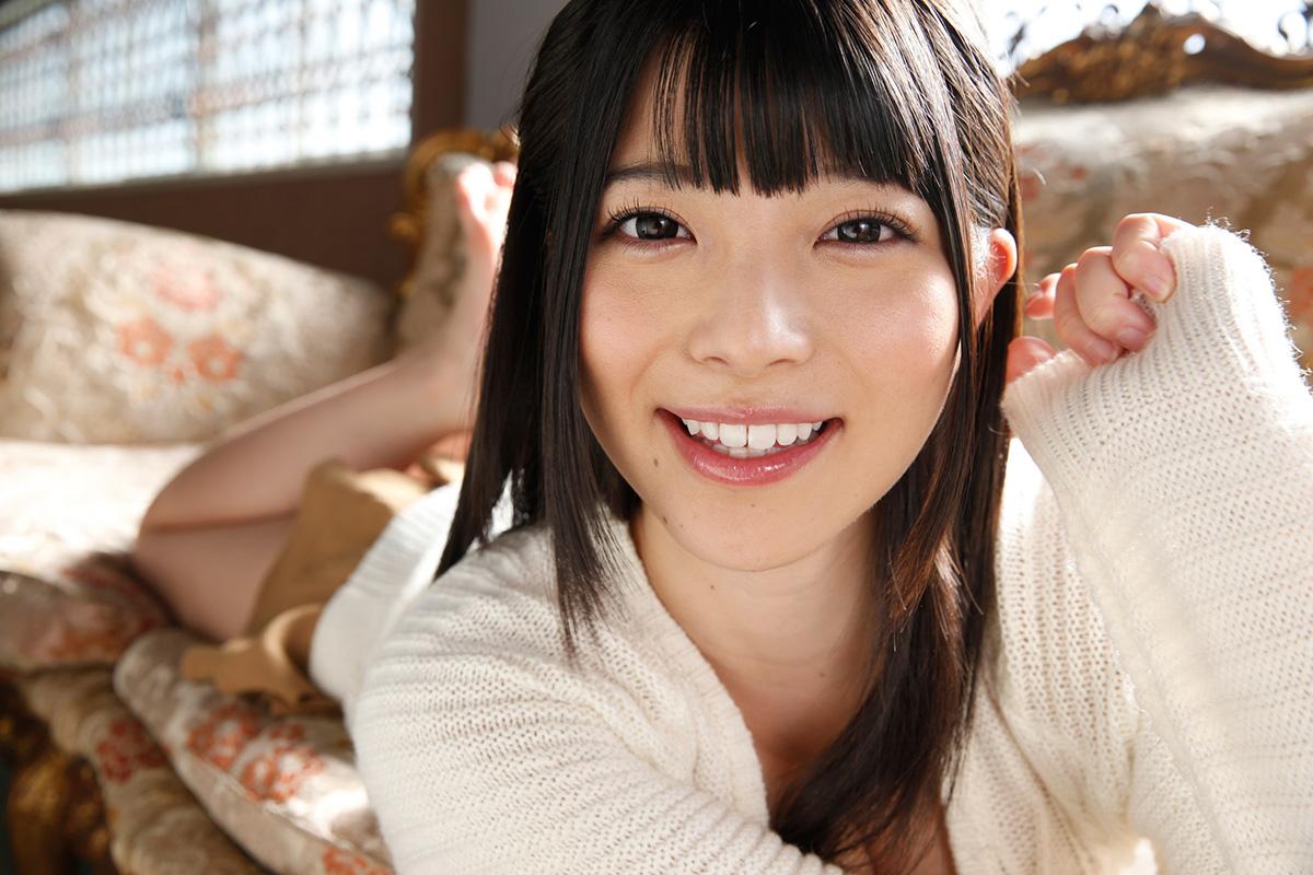 【No.26892】 微笑み / 上原亜衣