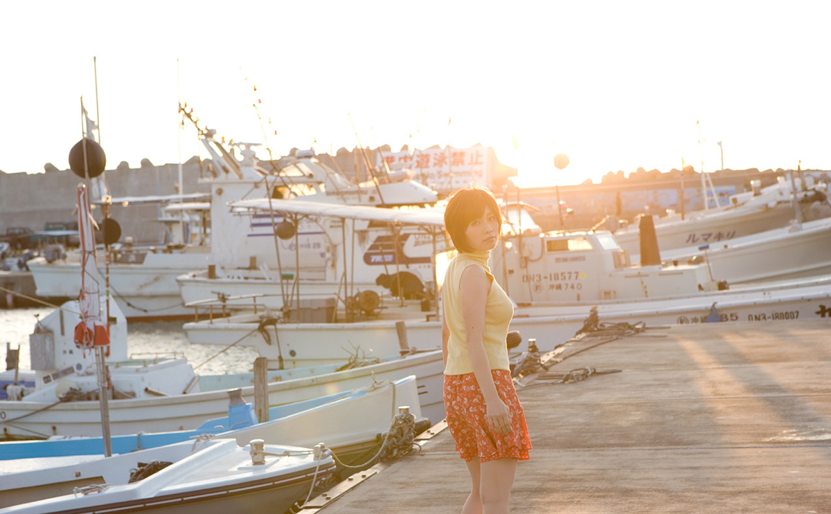 【No.28955】 見返り美人 / 奥田咲