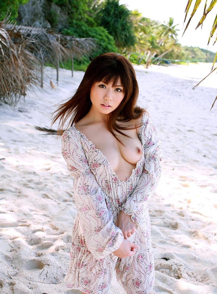 【No.4259】 砂浜 / 平井綾