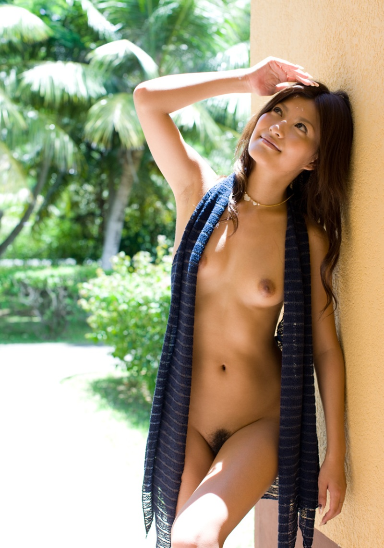 【No.4633】 夏の日のお嬢さん / 麻田有希