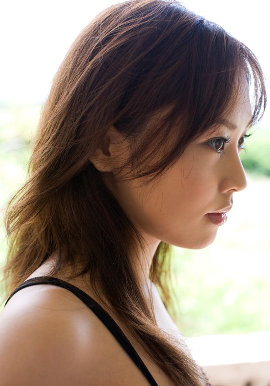 【No.5858】 横顔 / 吉原ミィナ