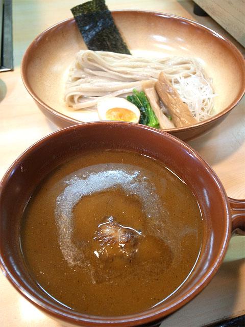 150801ガチ麺道場-つけ麺ベジポタ元味