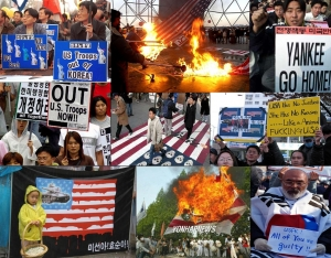 Korea Anti-American Riot