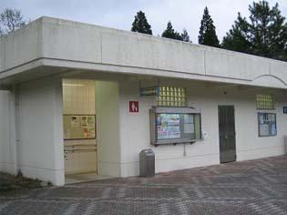 吉松パーキングエリア(下り)