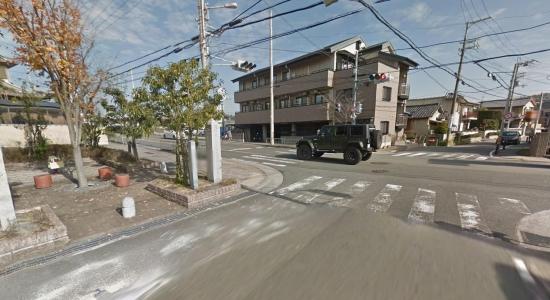 西国街道茨木