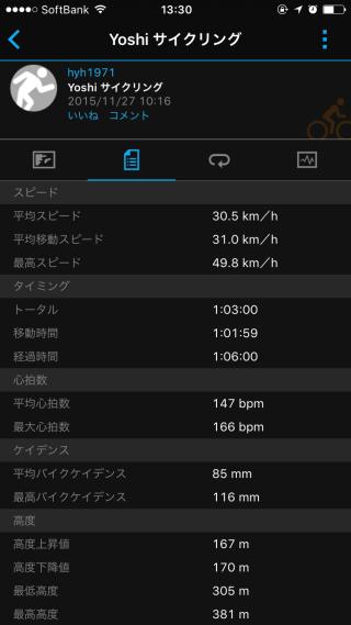 20151127CAAD10走行データ1