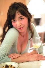 塩地美澄アナ巨乳ランジェリー画像3