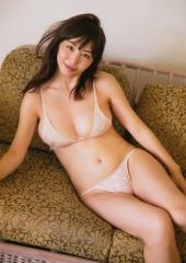 塩地美澄アナ巨乳ランジェリー画像5