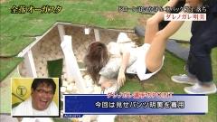 ダレノガレ明美胸チラ&パンチラ画像8