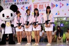テレ朝夏祭り女子アナ画像画像3