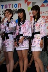 テレ朝夏祭り女子アナ画像画像6