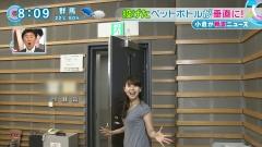 山中章子アナや胸チラ画像4