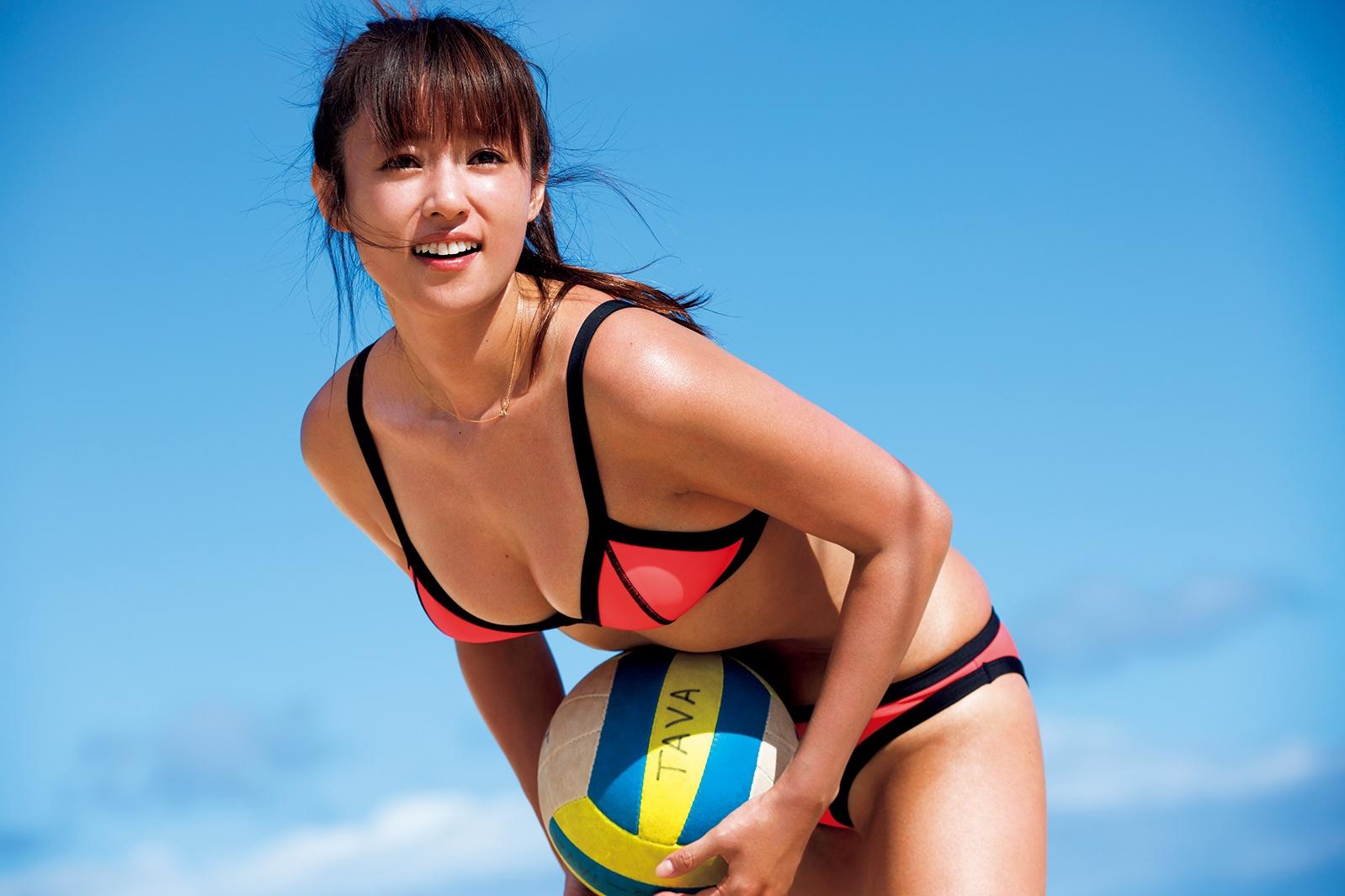 深田恭子 最新写真集で半尻&ハイレグビキニ来たあああぁぁぁ☆☆wwwwwwwwwwww