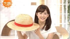 宮司愛海アナ胸チラ画像1