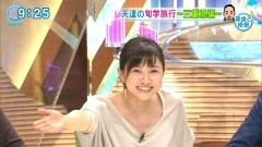 菊川怜ミニスカとくダネ!画像2