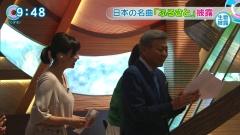 菊川怜ミニスカとくダネ!画像5