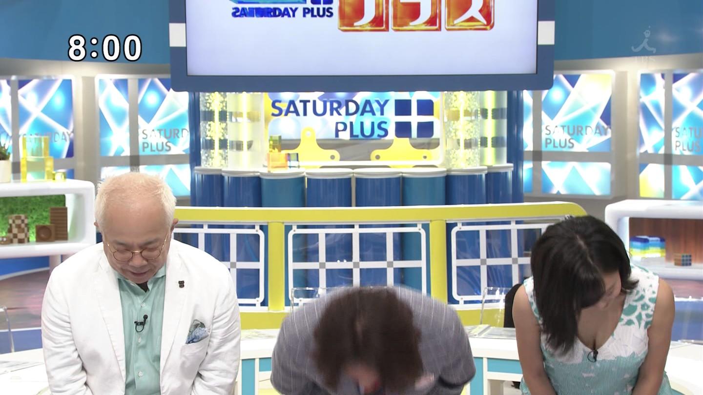 小島瑠璃子がローカル番組で谷間を連発☆☆☆wwwwwwwwwwwwwwwwww