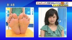 小島瑠璃子サタデープラス谷間画像3