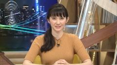 市川紗椰ユアタイム巨乳ニット画像4