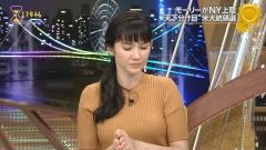 市川紗椰ユアタイム巨乳ニット画像5