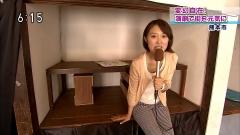 近江友里恵アナ、パン線食い込み尻画像5