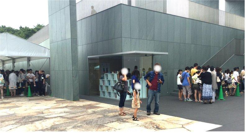 ジブリ立体建造物展1